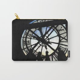 Musée d'Orsay Clock Carry-All Pouch
