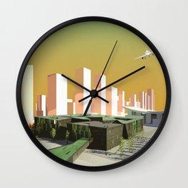TypeTopia Museum Wall Clock