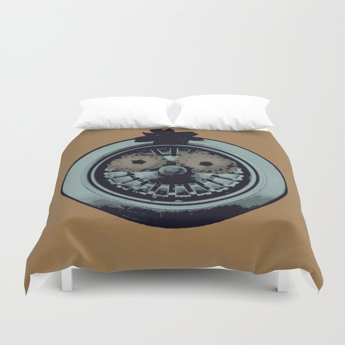 Sink Buddy Duvet Cover