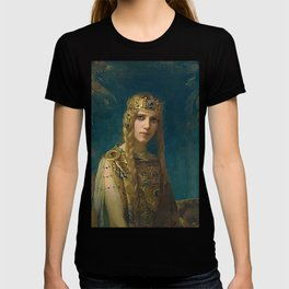 """Gaston Bussiere (French, 1862-1929), """"Isolde"""". T-shirt"""