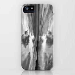 Clevedon Beach iPhone Case