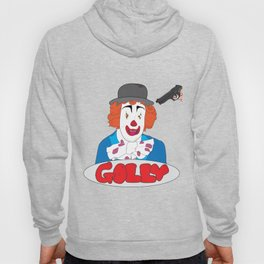 Clowning around Hoody