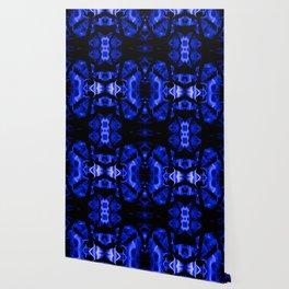 Sapphire Blaze Wallpaper