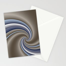 fluid -59- Stationery Cards