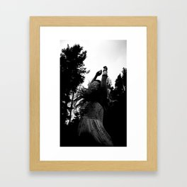 Junebug Framed Art Print