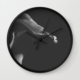 smoke sesh Wall Clock