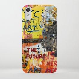 NYC Art Art iPhone Case