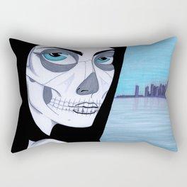La Muerta Rectangular Pillow