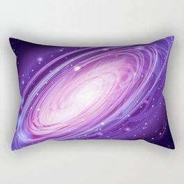Deep Space Andromeda Galaxy  Rectangular Pillow