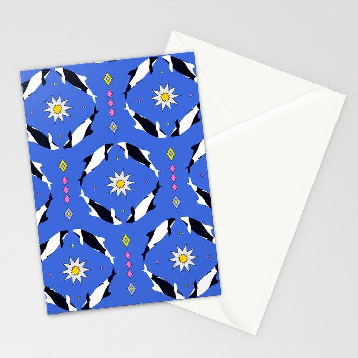 Las Toninas II Stationery Cards