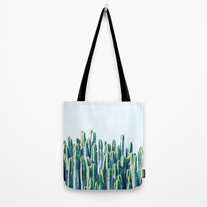 Cactus V2 #society6 #decor #fashion #tech #designerwear Tote Bag