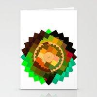 vertigo Stationery Cards featuring Vertigo by eff.