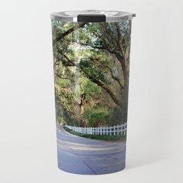 Old South Live Oaks Travel Mug