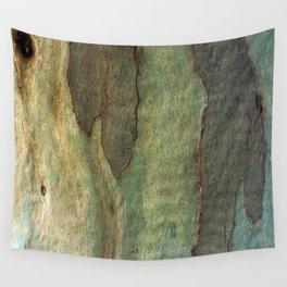 Eucalyptus Tree Bark 6 Wall Tapestry