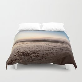 Postcards from Cape Cod Duvet Cover