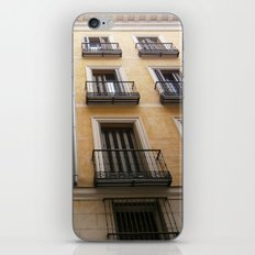 spanish windows iPhone & iPod Skin