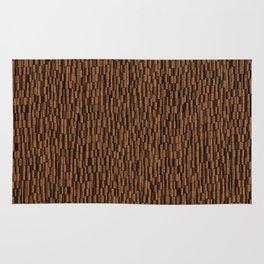 Tiki texture Rug
