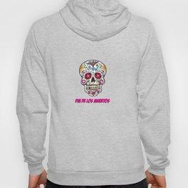 Skull Dia de los Muertos Hoody