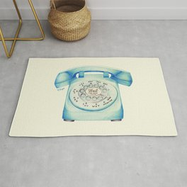 Let it Ring Rug