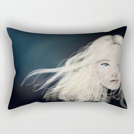 Young Cosette  Rectangular Pillow