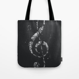 Rock Music Tote Bag