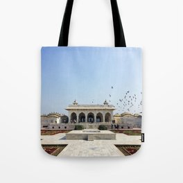 Amber Fort Tote Bag