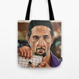 Jesus Quintana. Tote Bag