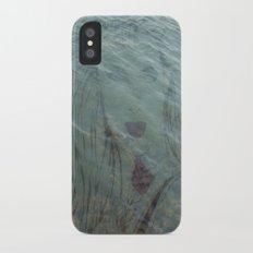 Lake Lady // Double Exposed Slim Case iPhone X