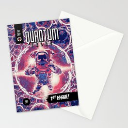 Quantum Tales 1st Issue Stationery Cards