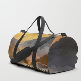 Pure Wilderness at Dusk Duffle Bag