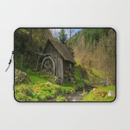 Watermill Life in the Country Laptop Sleeve