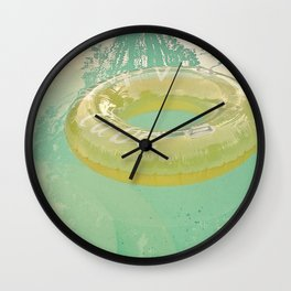 Inviting Wall Clock