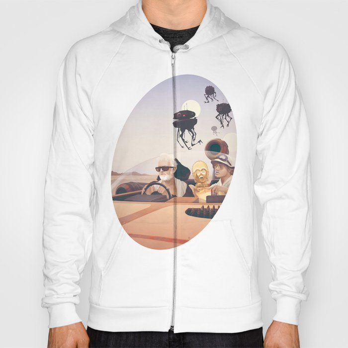 Fear and Loathing on Tatooine Hoody