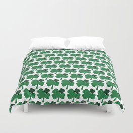 GOOD LUCK YOURSELF Duvet Cover