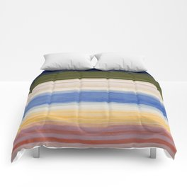 Colorbands Yellowstone Light Pink Comforters