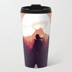 The Legend of Zelda - Orange Version Travel Mug