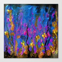 Acrylic spring Canvas Print