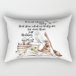 Our Choices Rectangular Pillow