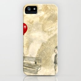 Bench iPhone Case