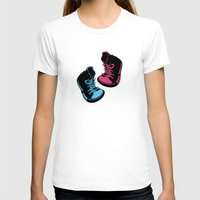 sneakers T-shirts featuring Sneakers by Cindys
