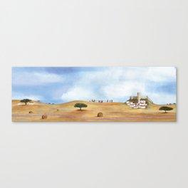 Alentejo landscape Canvas Print