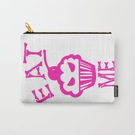 Eat Me (Magenta Version) Carry-All Pouch