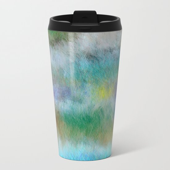 Forest of Dreams Metal Travel Mug