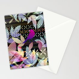 Garden Music Stationery Cards