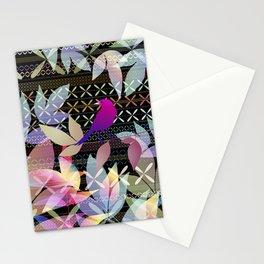 Garden Music Stationery Cards
