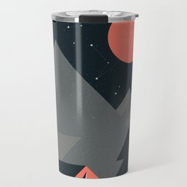 Retro Camping Travel Mug