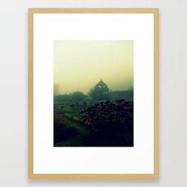 Crone Framed Art Print