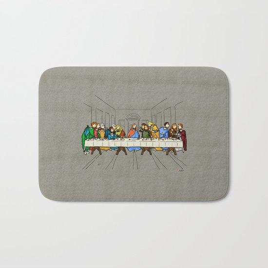 Cenaculum -Last Supper Bath Mat
