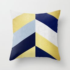 Minimalist bands III Throw Pillow