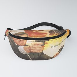 Threat Level Midnight Fanny Pack